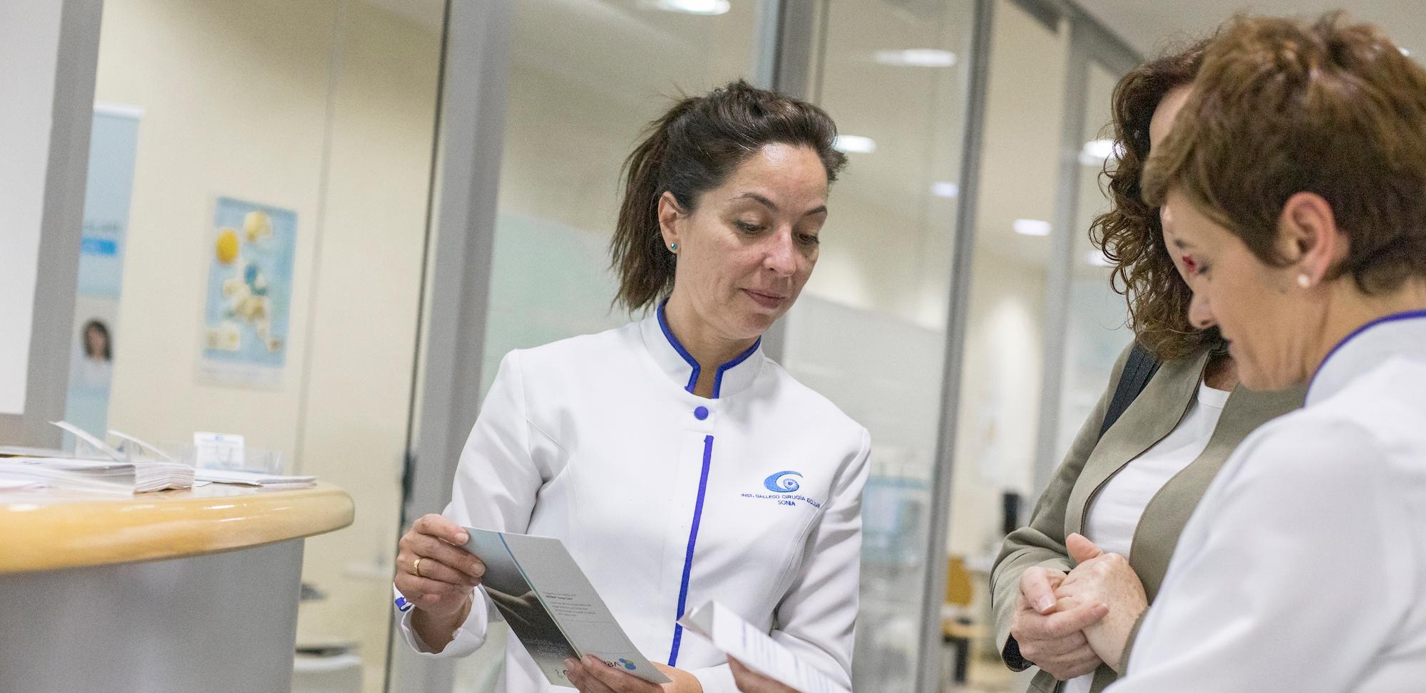 Información Nutrición Clínica IGCO® en Ferrol